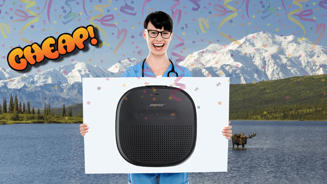 CHEAP: Ugh, $80 for this Bose SoundLink Micro Bluetooth speaker is a DISGUSTING deal