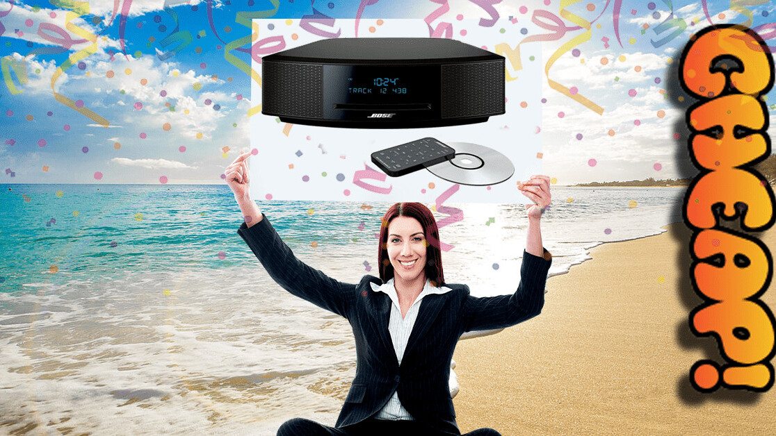 CHEAP: Bring CDs back with $200 off Bose's Wave music system IV