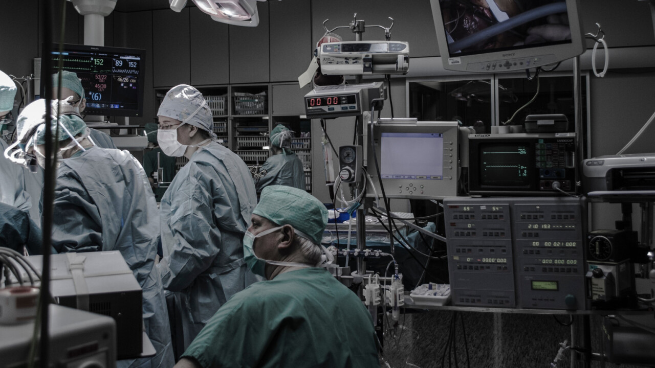 The UK is investing £250 million in healthcare AI and I have some questions