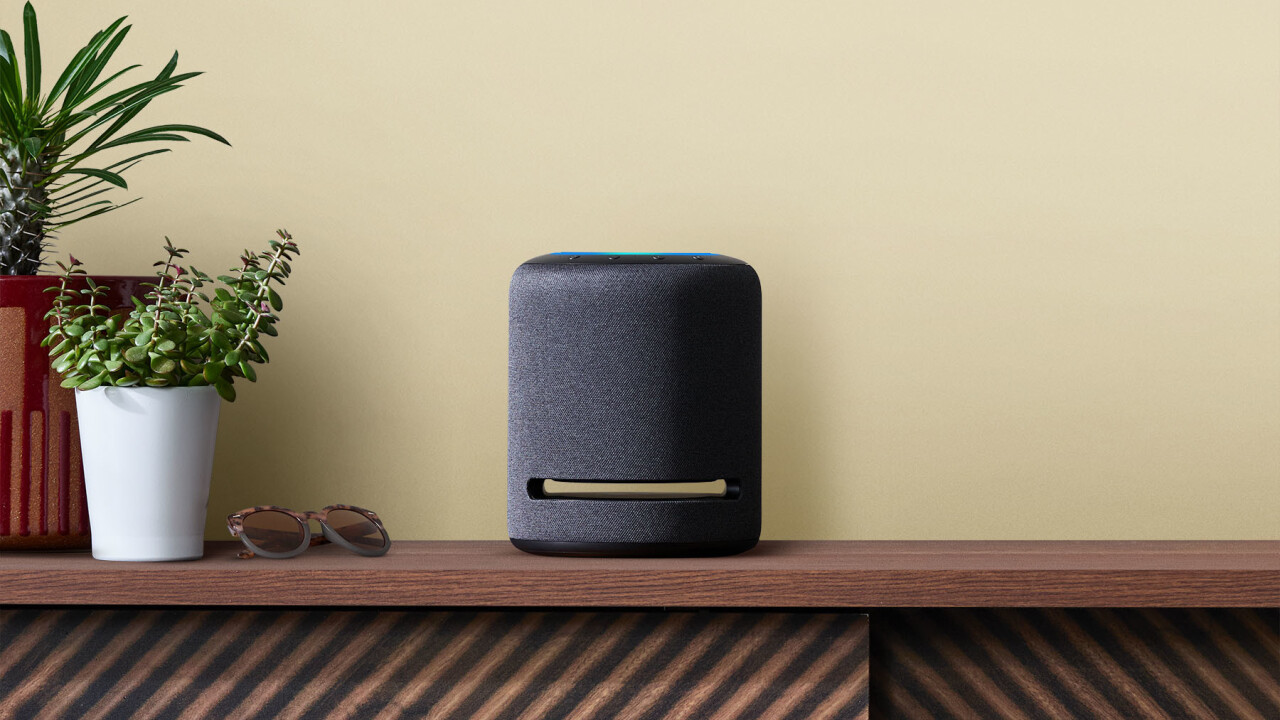 Amazon's new Echo Studio promises high-end, 3D sound with Dolby Atmos
