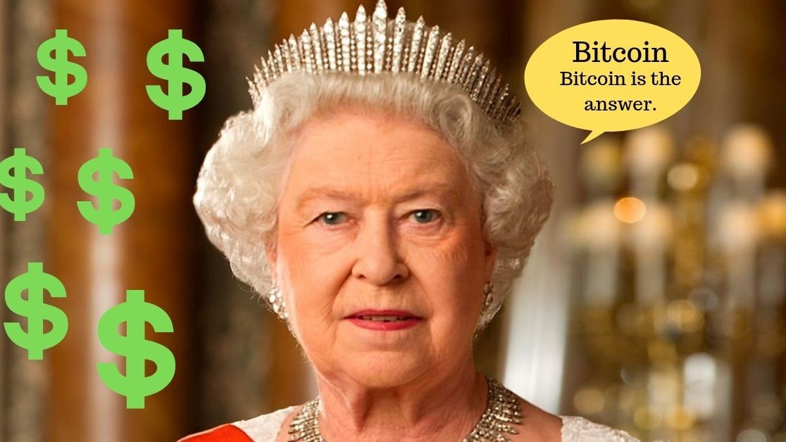 Bitcoin scammers impersonate Buckingham palace in attempted Brexit ruse