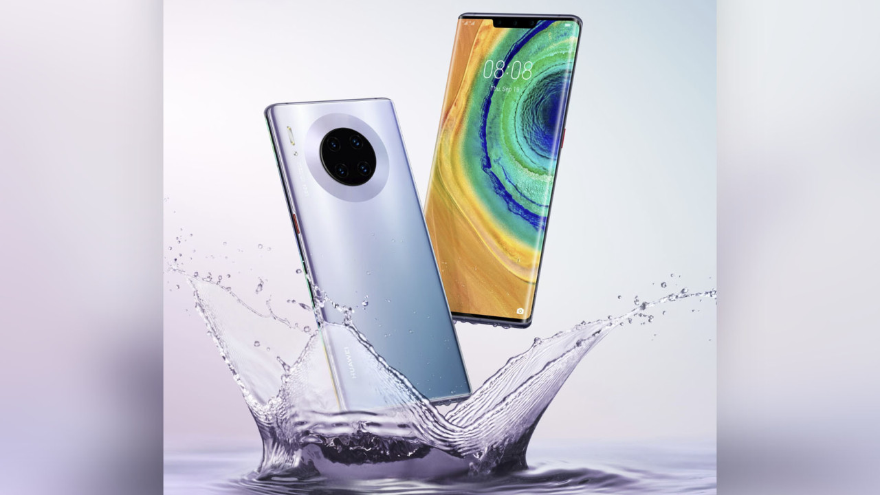 How to watch Huawei's Mate 30 event – and what to expect