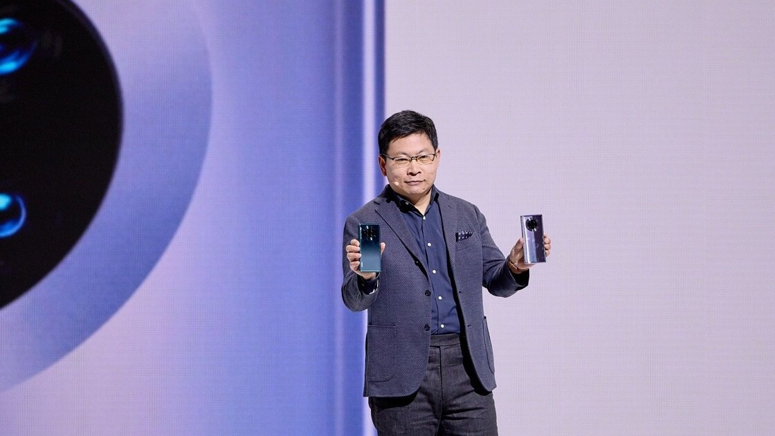 Huawei launches Mate 30 Pro with quad-camera system and waterfall display