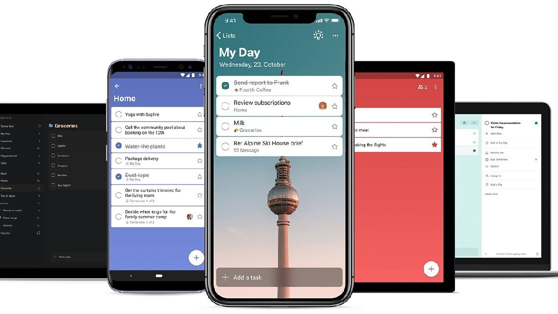 Microsoft unveils new To Do as Wunderlist founder mourns its imminent death