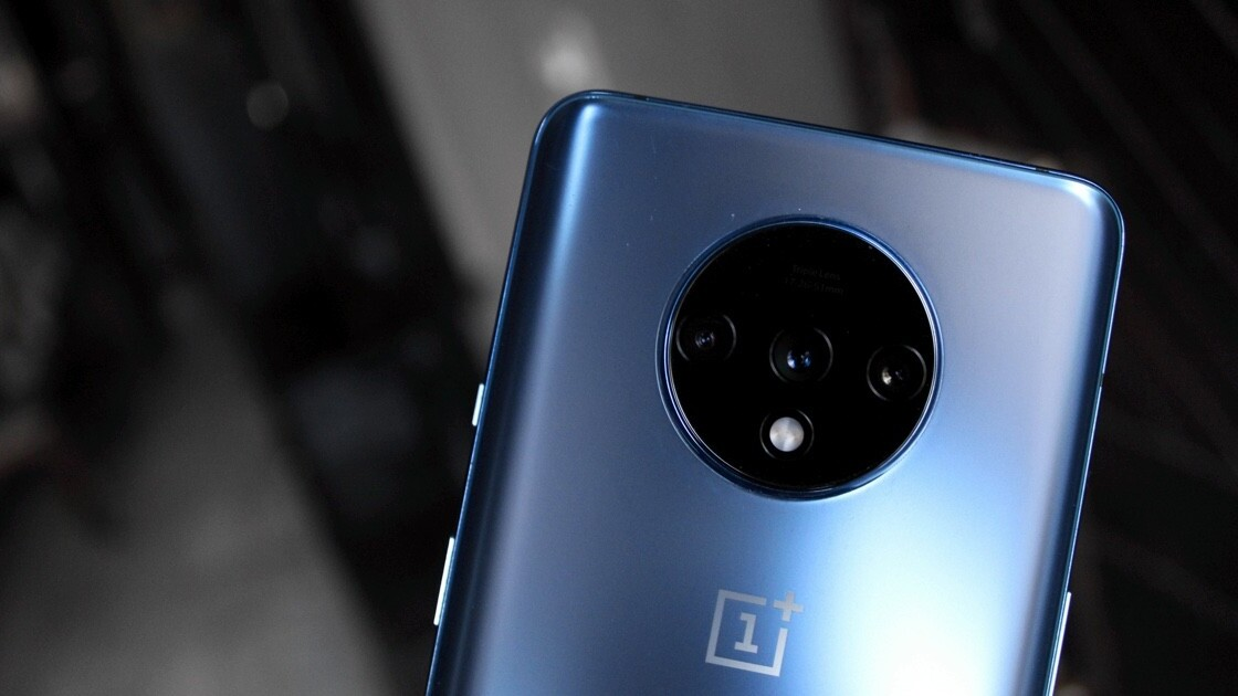 First impressions: The OnePlus 7T is the love child of the OnePlus 7 and 7 Pro
