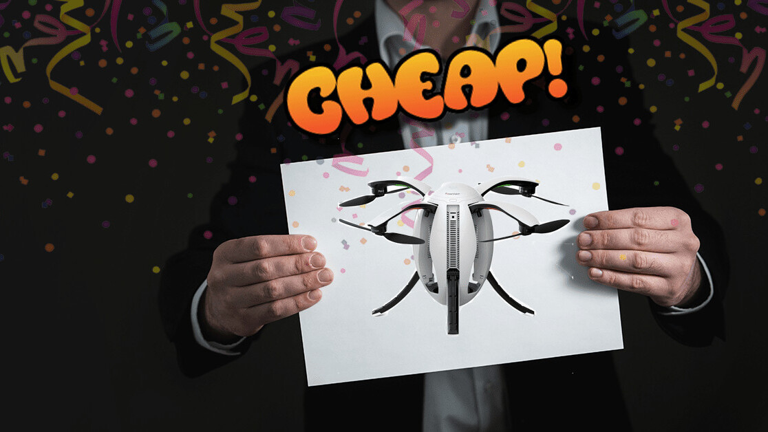 CHEAP: Power Vision's PowerEgg drone for just $349? Egg-sale-ent
