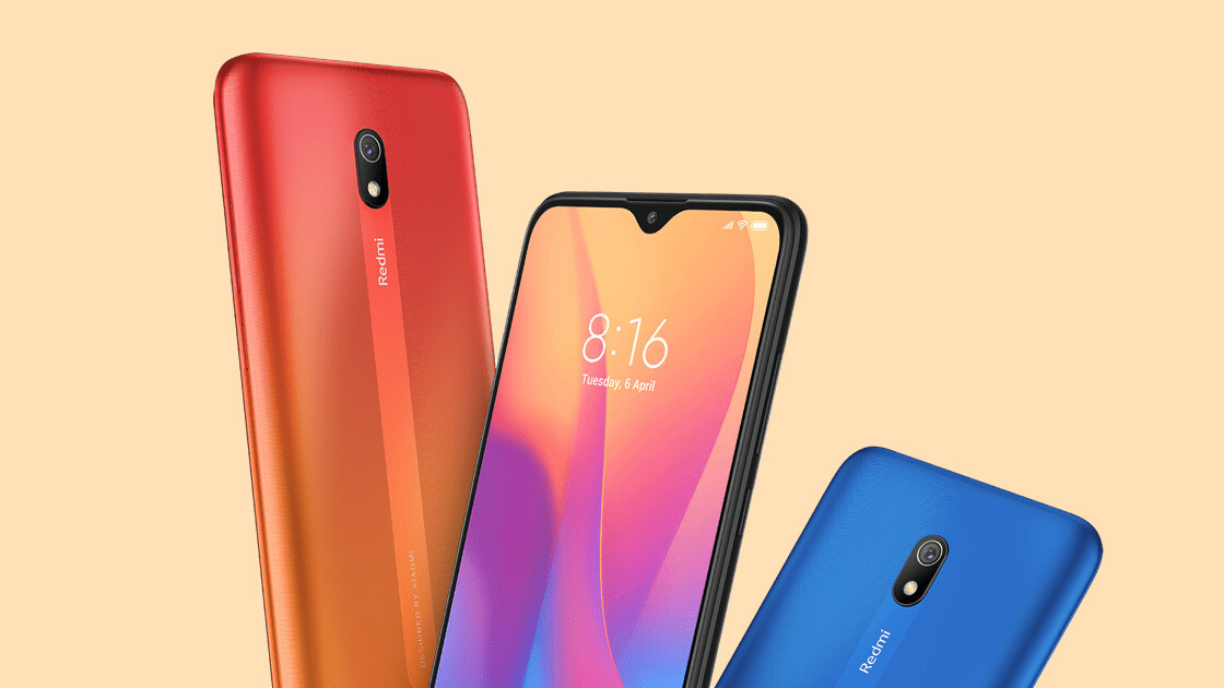 Xiaomi's $91 phone has 5,000 mAh battery and 18W USB-C fast charging