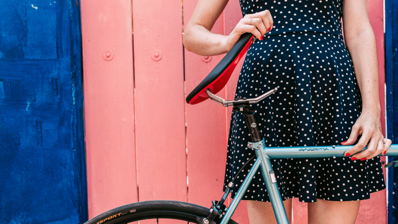 The SeatyGo bike saddle thwarts thieves by being super easy to take with you