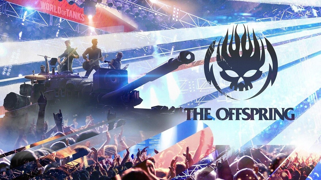 The Offspring becomes latest band to play a concert inside a video game