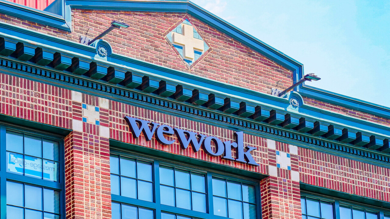 WeWork's parent company is reportedly delaying its idiotic IPO plans
