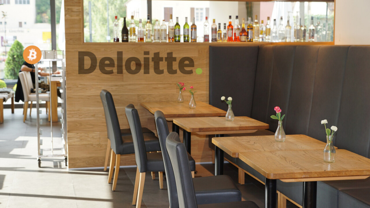 Deloitte is testing Bitcoin in its canteen — but staff could get pretty hangry