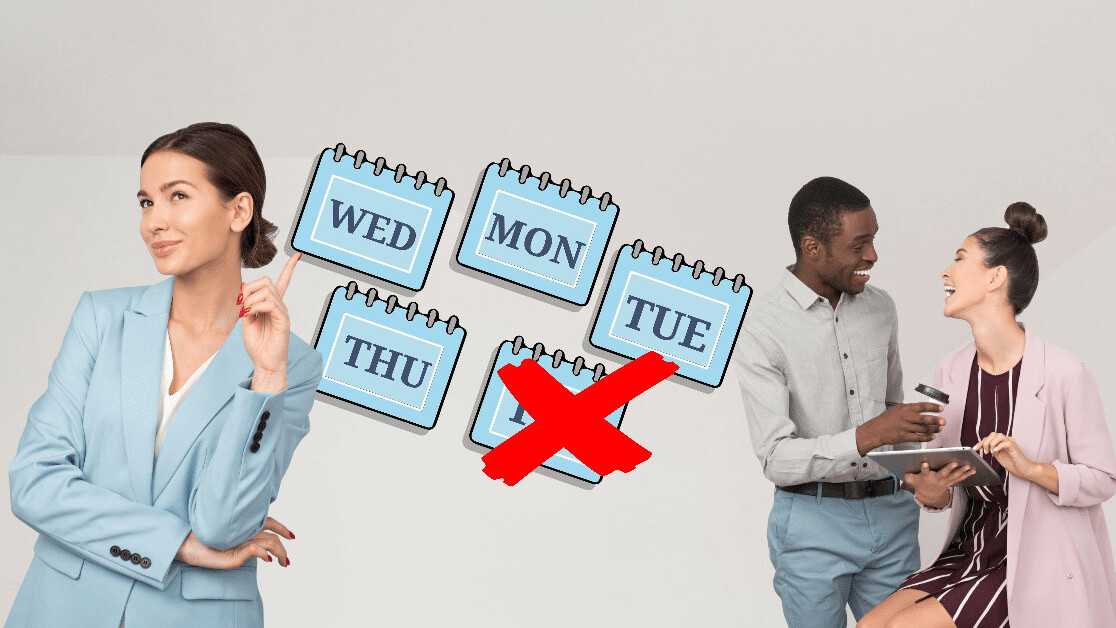 4-day workweeks are the future — and this is how you can make them happen