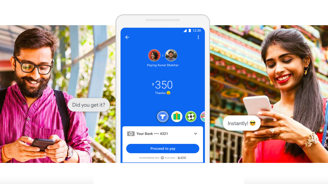 Google supercharges its mobile payment app in India with WeChat-style mini apps