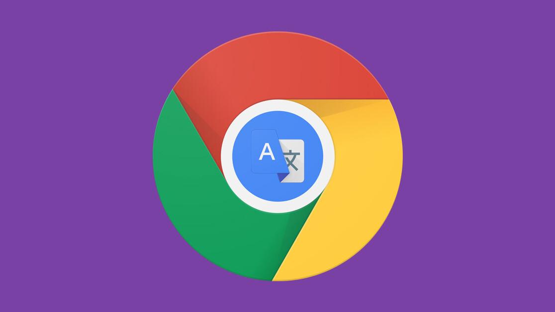 How to change the default translation language on Chrome