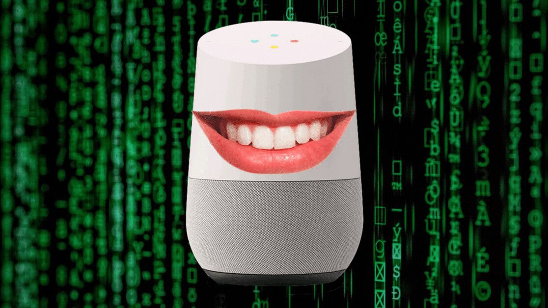 Google thinks it wasn't sexist to give its voice assistant a female voice