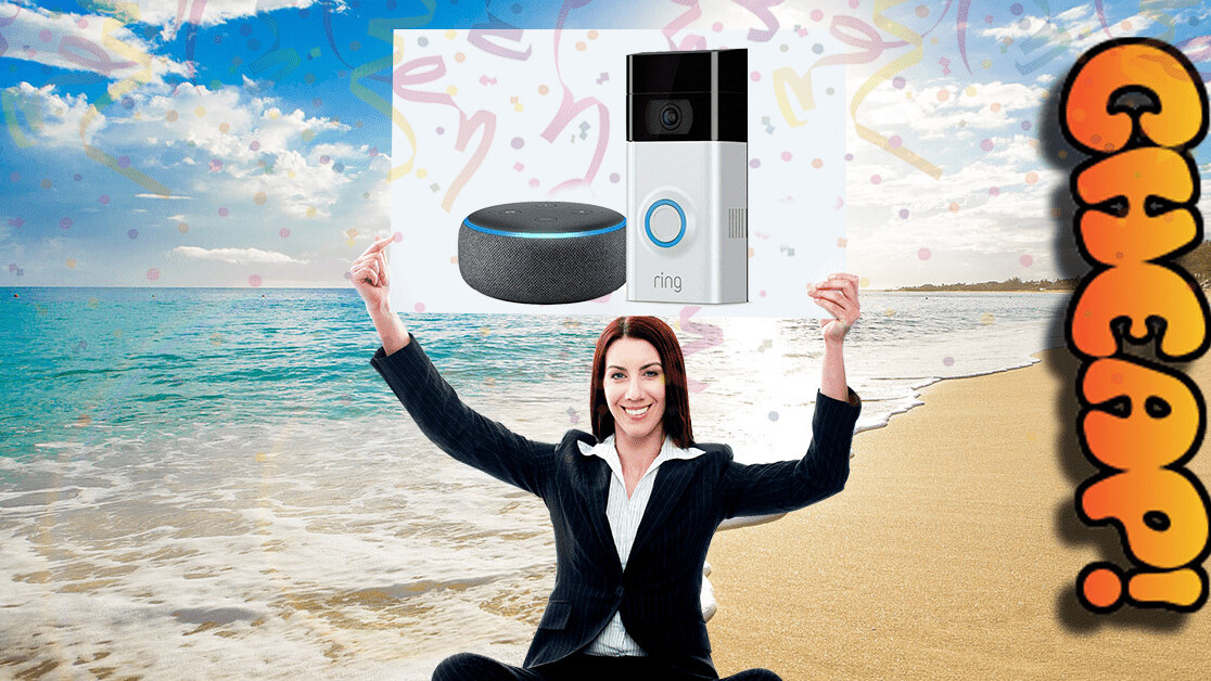 CHEAP: Stop, thief! There's $90 off a Ring Video Doorbell 2 and an Echo Dot