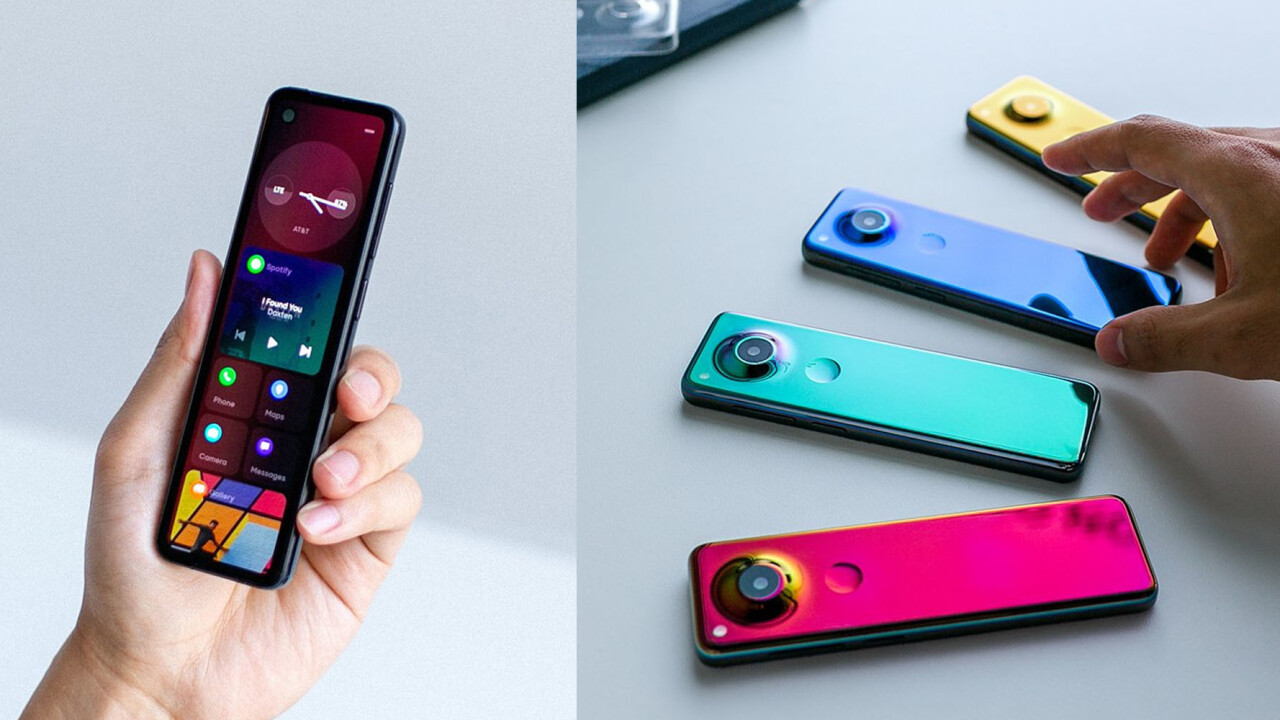 Essential just teased a 'radically different' extra-long phone