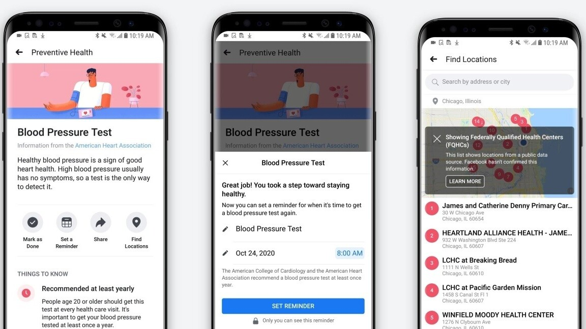 Facebook wants to get into healthcare. What could possibly go wrong?