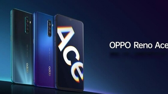 Oppo's new Reno Ace charges fully in just 30 minutes