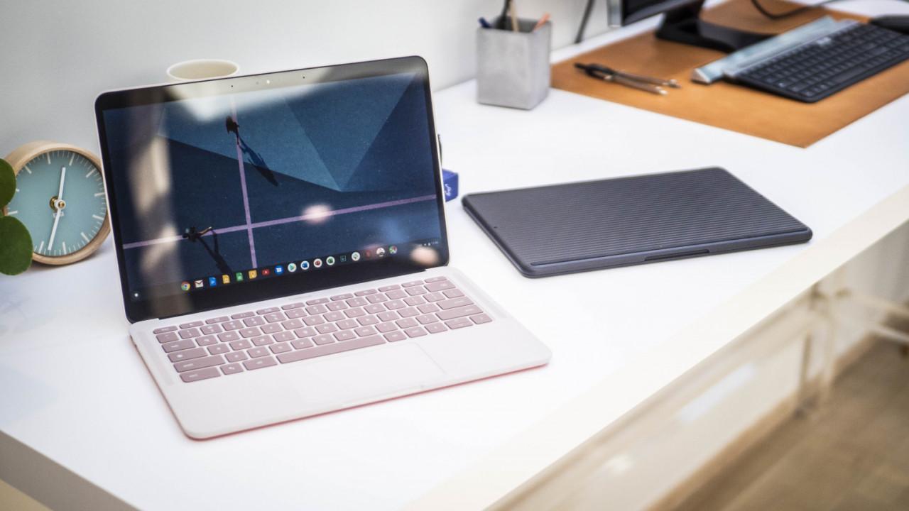 Hands-on: Google's Pixelbook Go feels way fancy for a $649 laptop