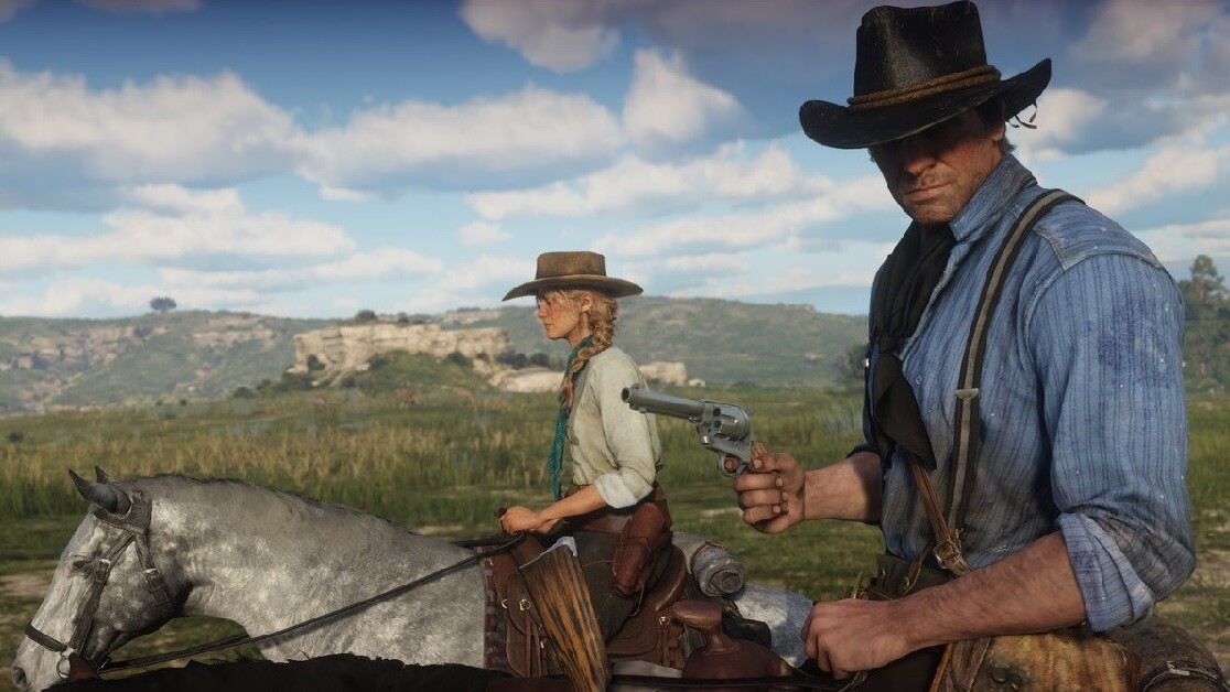 Called it: Red Dead Redemption 2 is headed to PC