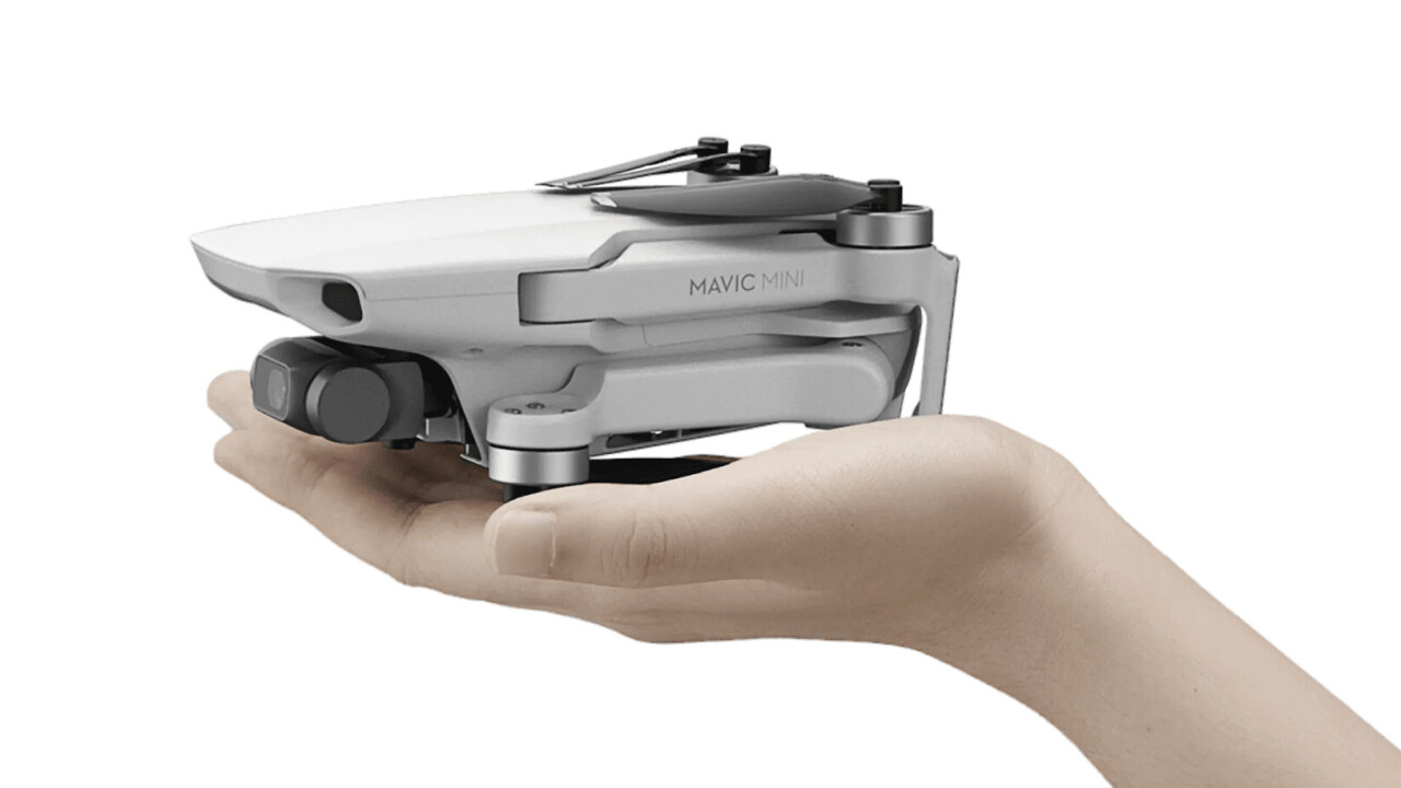 Dji S New Mavic Mini Drone Is Adorable Cheap And Doesn T Need Faa Registration