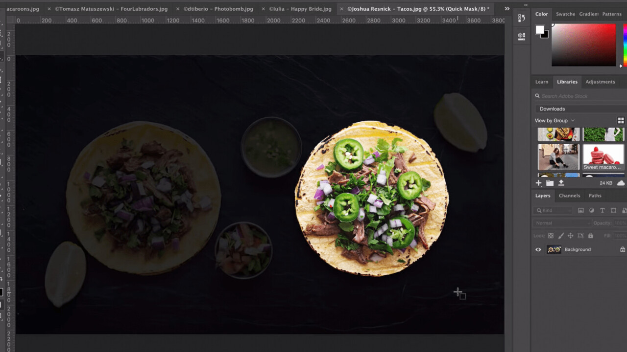 Photoshop's newest tool makes object selection ridiculously easy