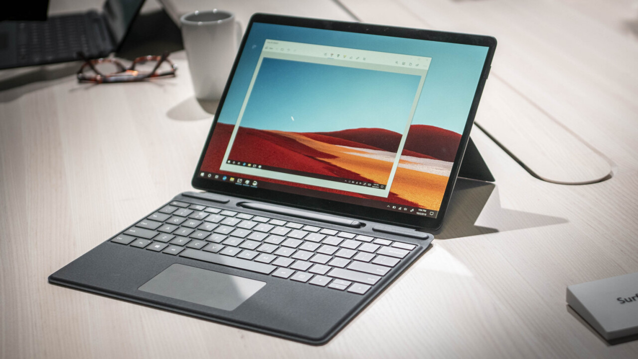 Hands-on: The Surface Pro X and Pro 7 are two visions for the tablet PC