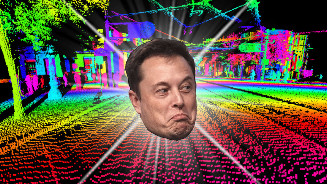 Why Elon Musk is wrong about LiDAR technology