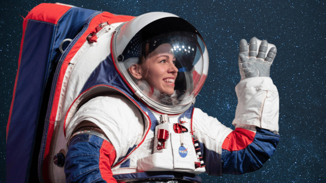 NASA finally launches unisex spacesuit — preventing more spacewalk let-downs