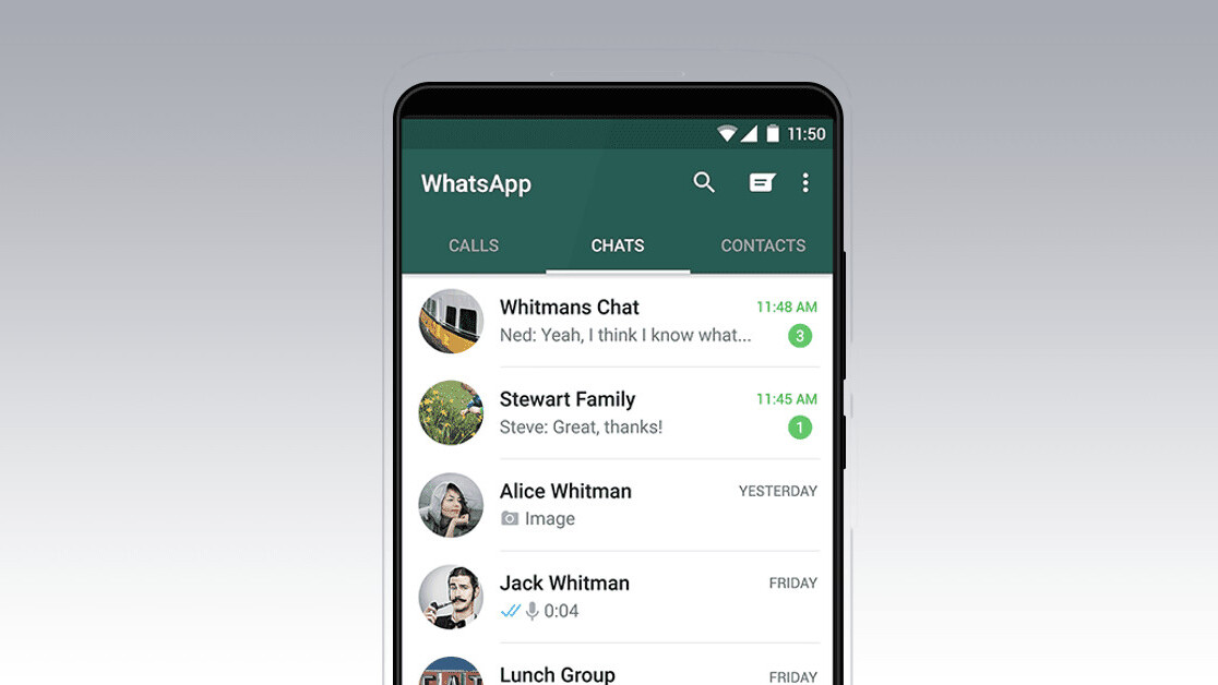 WhatsApp now lets you choose which contacts can add you to groups