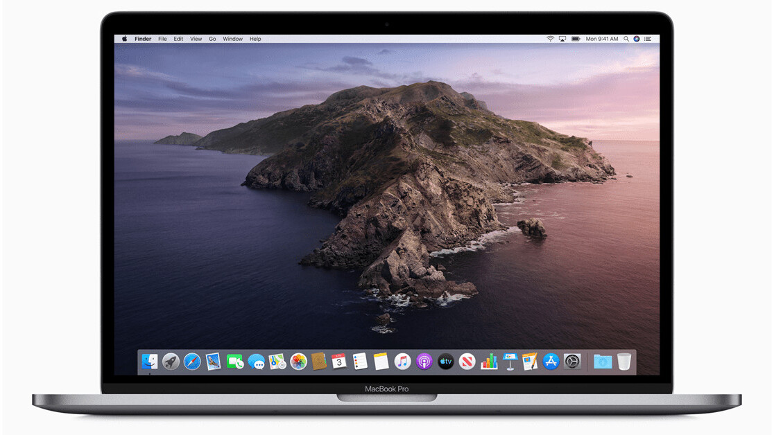 MacOS Catalina is available for download now