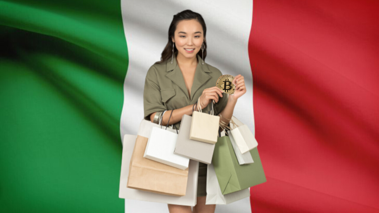 Italians apparently prefer Bitcoin over Visa or MasterCard for online payments