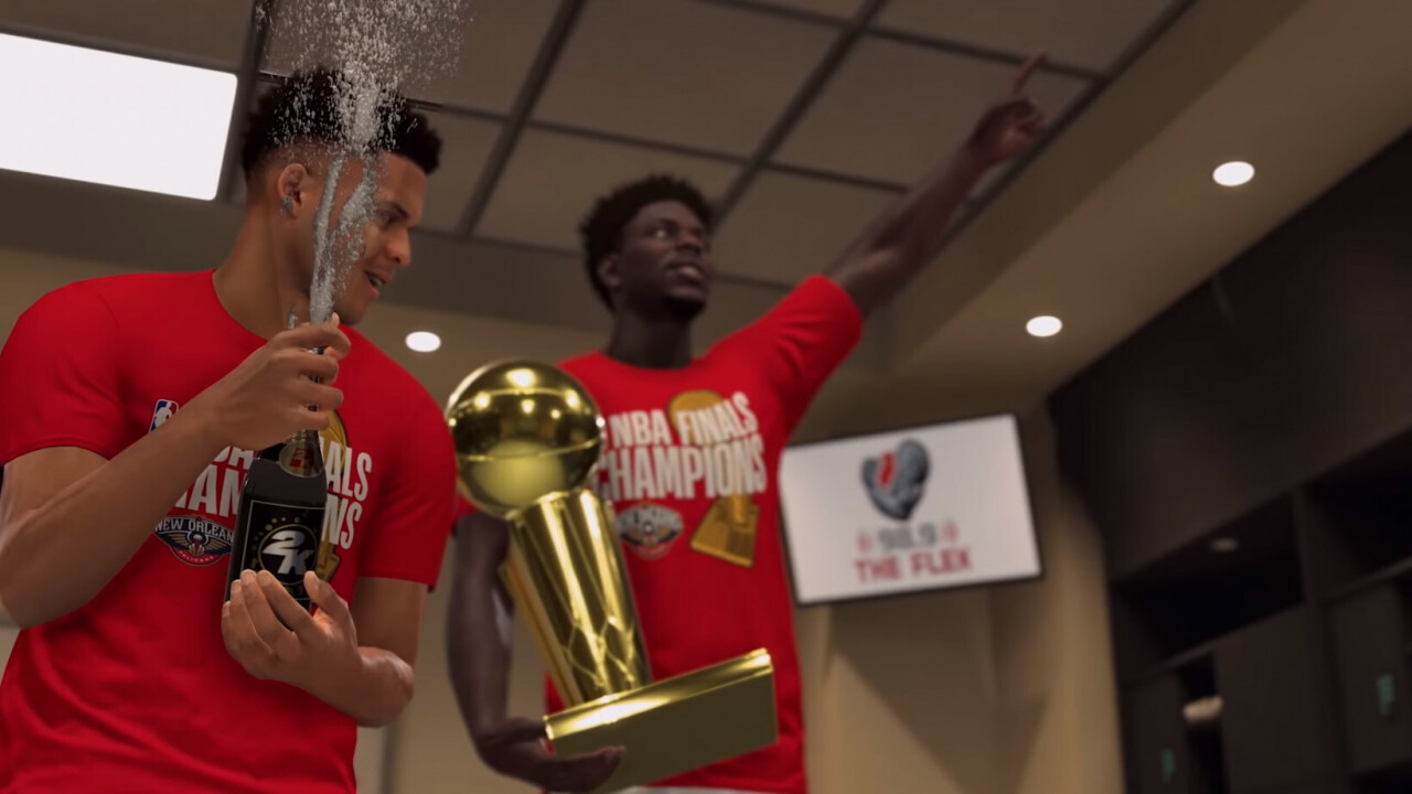 Review: NBA2K20 is the best RPG I've ever played