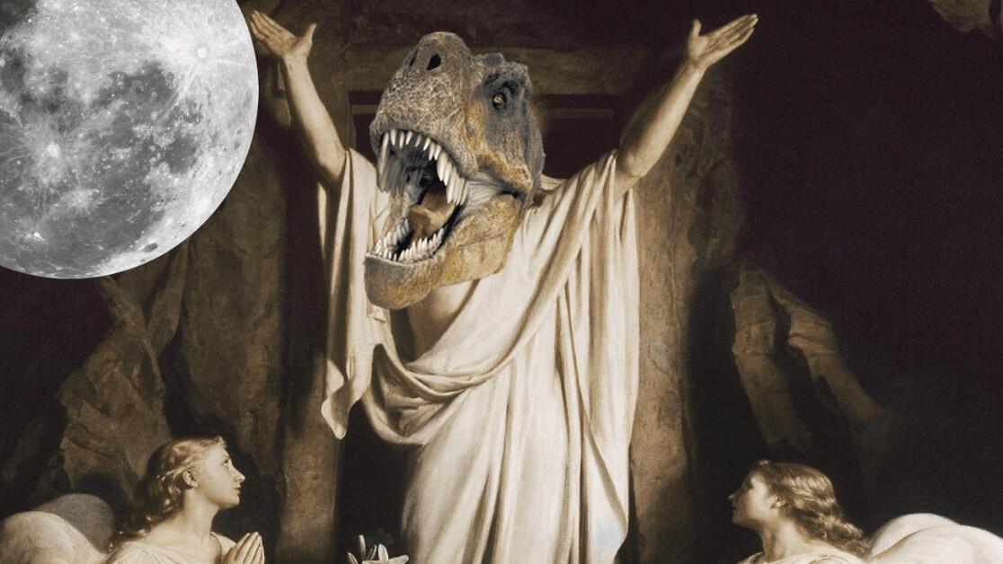 Moon rocks could help us resurrect extinct species???