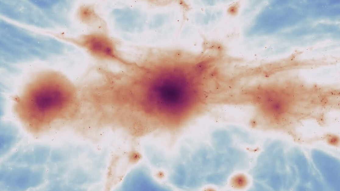Scientists are looking for dark matter to understand the universe's 'hidden web'