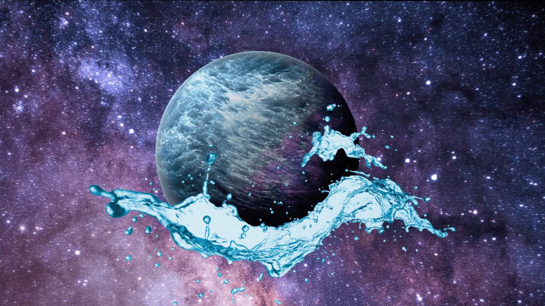 How scientists detected water on a potentially habitable exoplanet for the first time