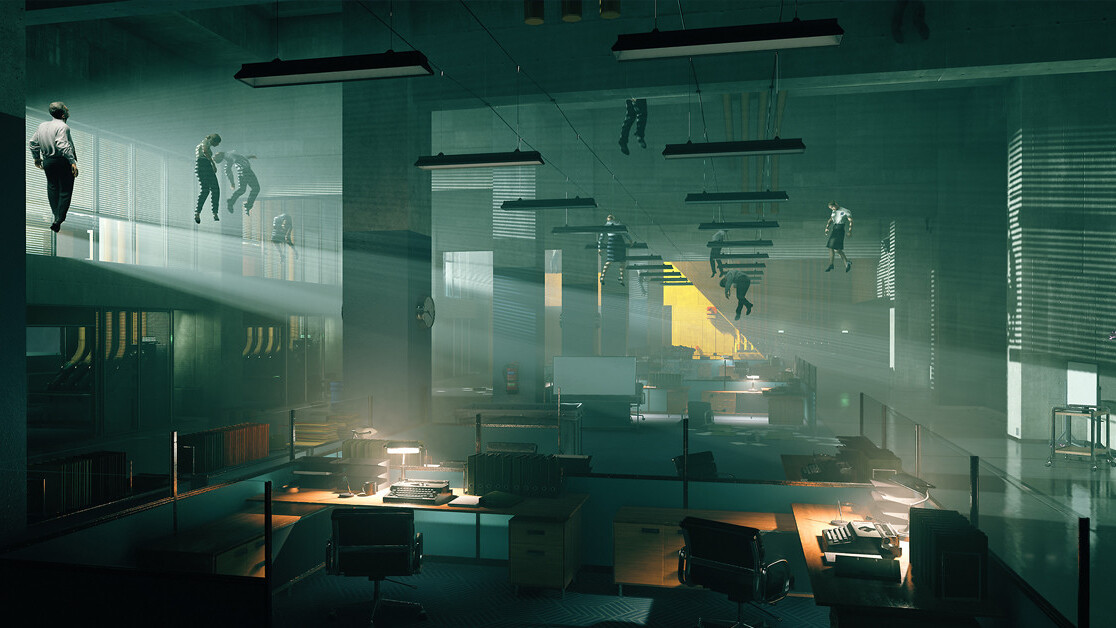 An architect explains why the most important character in Control is its world