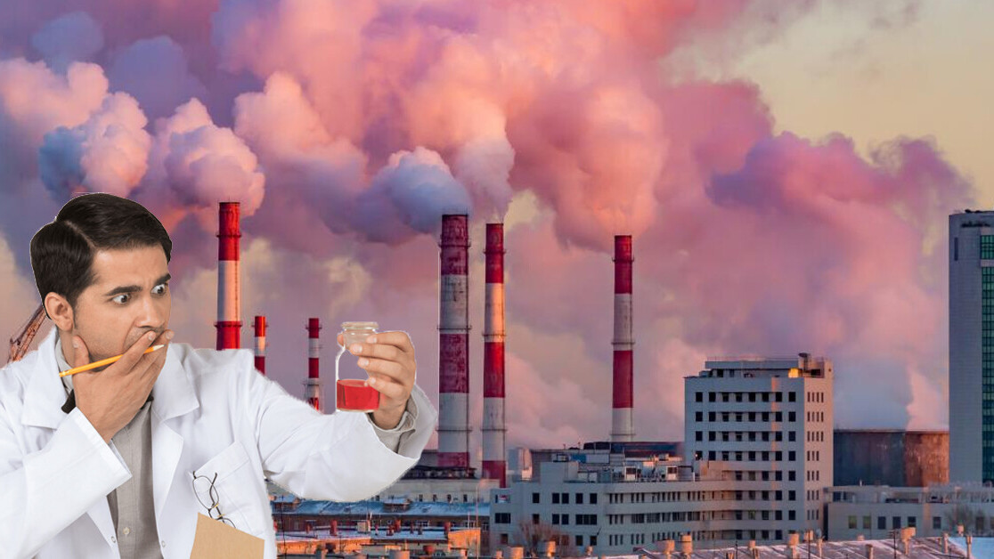 Chemists may have finally solved pollution