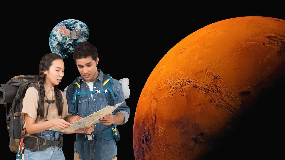 How Earth's changing climate can benefit aspiring Mars colonizers