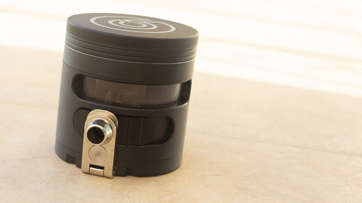 Review: the Tectonic9 is the perfect grinder for habitual cannabis users