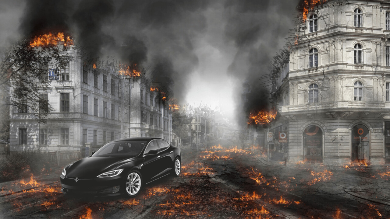 How 'intentional explosions' could make electric cars safer