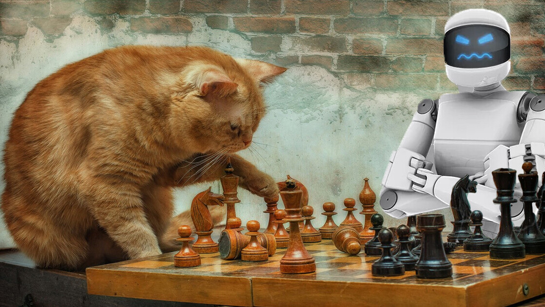 Why your cat is lousy at chess yet way smarter than even the most advanced AI
