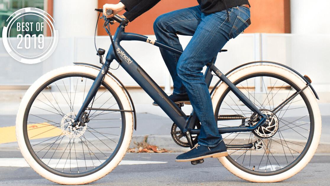 [Best of 2019] The Spinciti Amsterdam is a stylish e-bike that won't break the bank