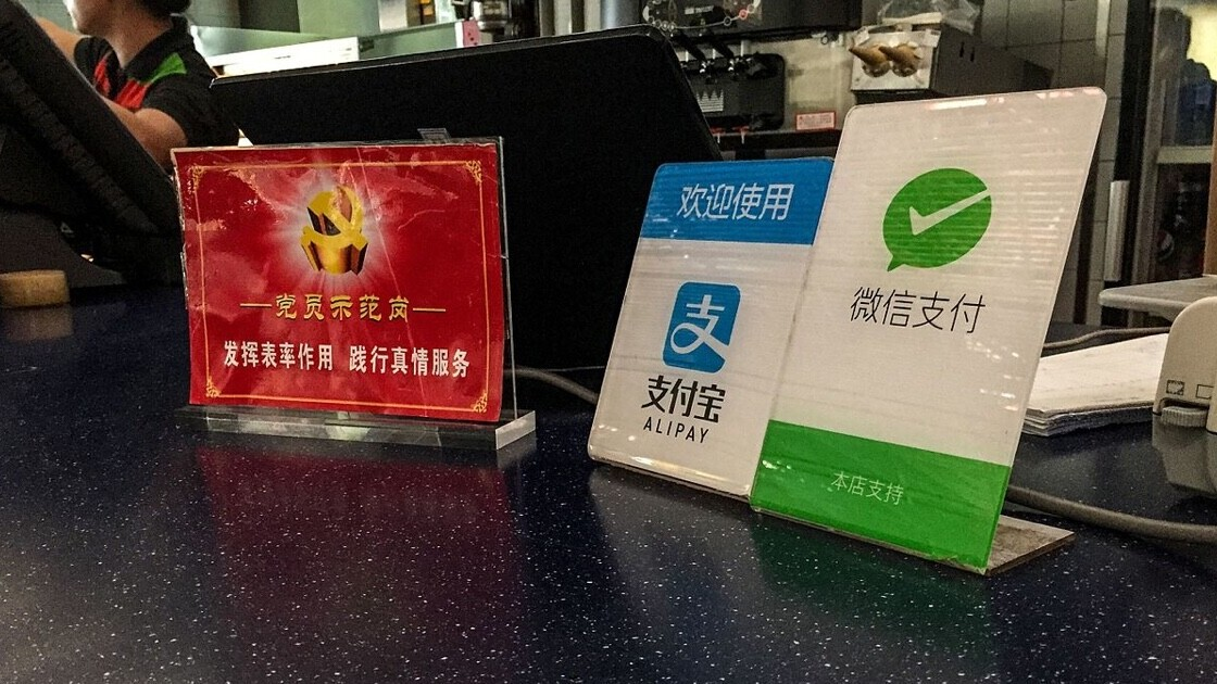Alibaba and WeChat will let foreigners make mobile payments in China