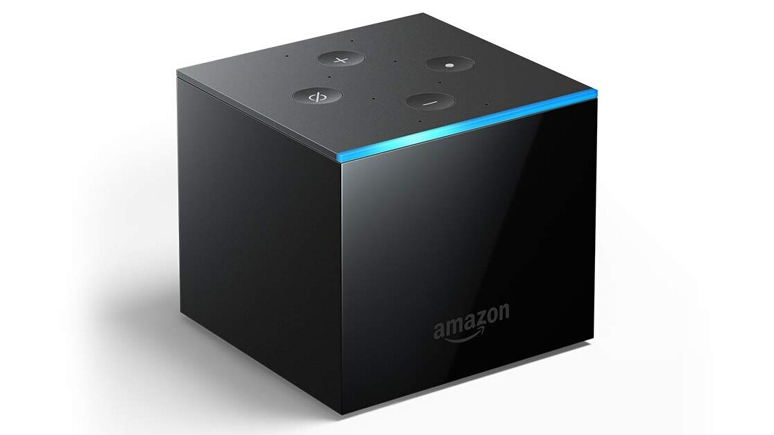 Image result for Amazon Fire TV Cube
