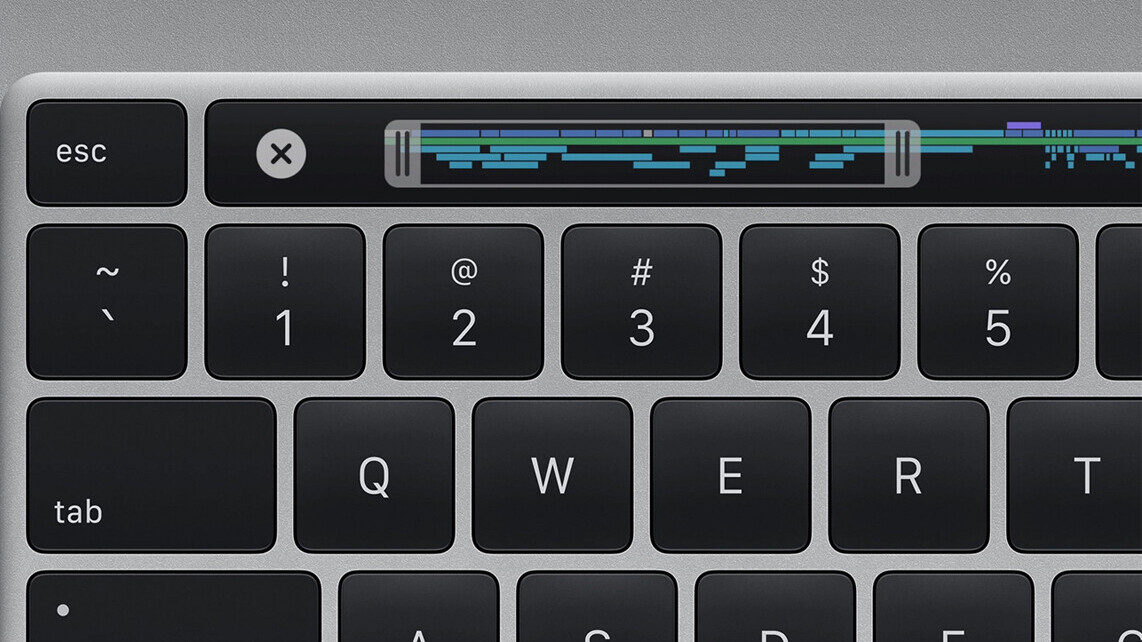 Report: Apple is giving the 13-inch MacBook Pro a new keyboard next year
