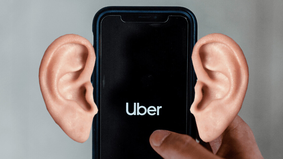 Uber will start audio-recording trips to protect its passengers