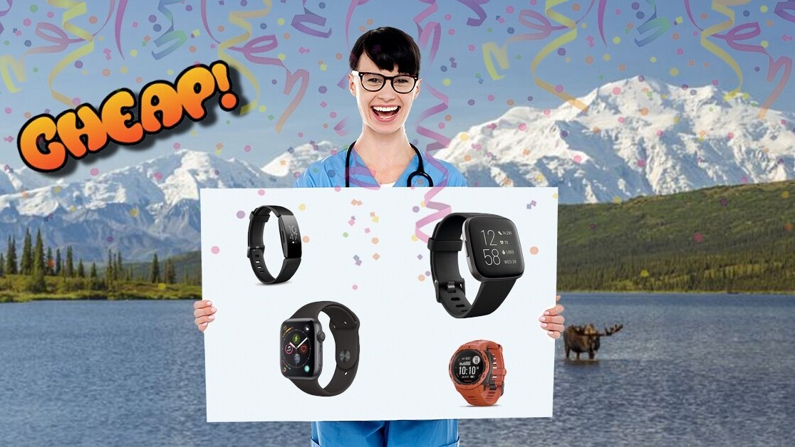 Don't let time run out on these sweet smartwatch deals this Black Friday