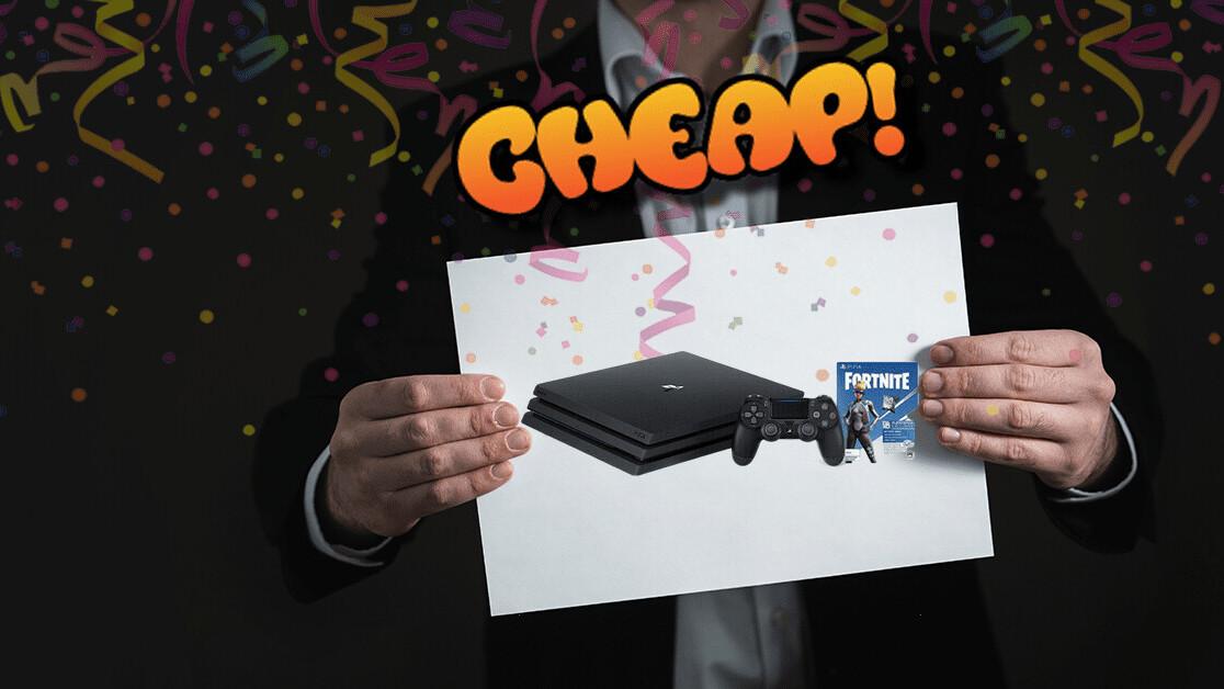Cheap Yell Ok Boomer And Grab Playstation 4 Pro Fortnite